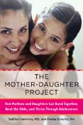The Mother-Daughter Project paperback book cover